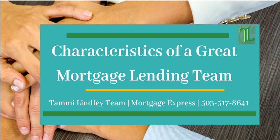 Characteristics of a Great Mortgage Lender