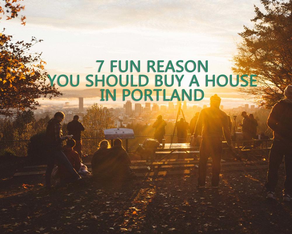 buy a house in portland