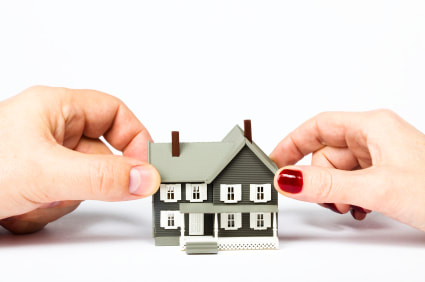 What does Qualified Income mean for divorcing clients needing mortgage financing?