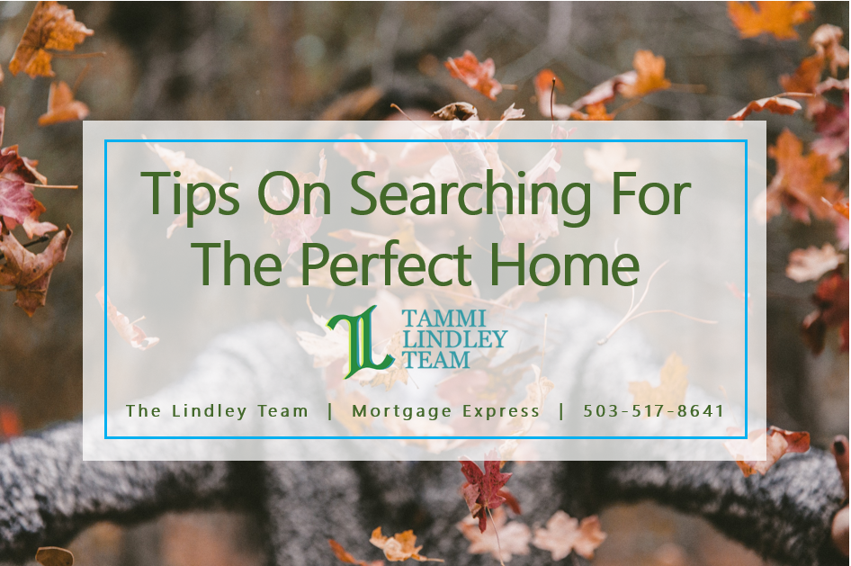 Back To The Basics: Tips On Searching For The Perfect Home