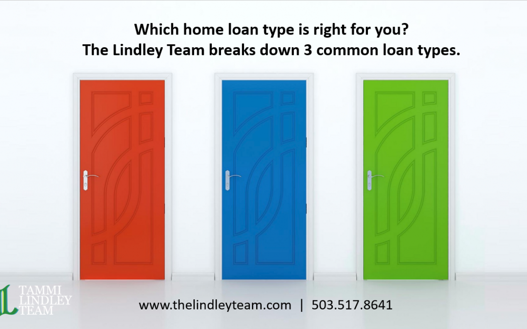 Which home loan type is right for you? Portland mortgage brokers break down 3 common loan types