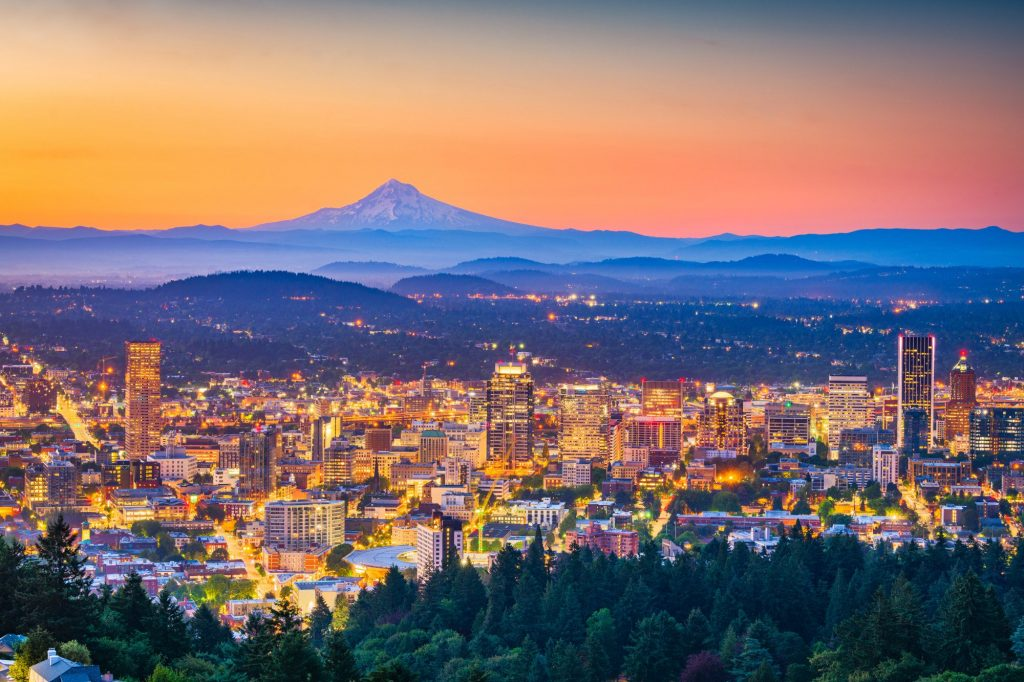 most affordable places to live in oregon